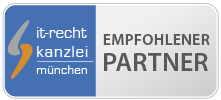 Empfohlener Partner der IT-Recht Kanzlei